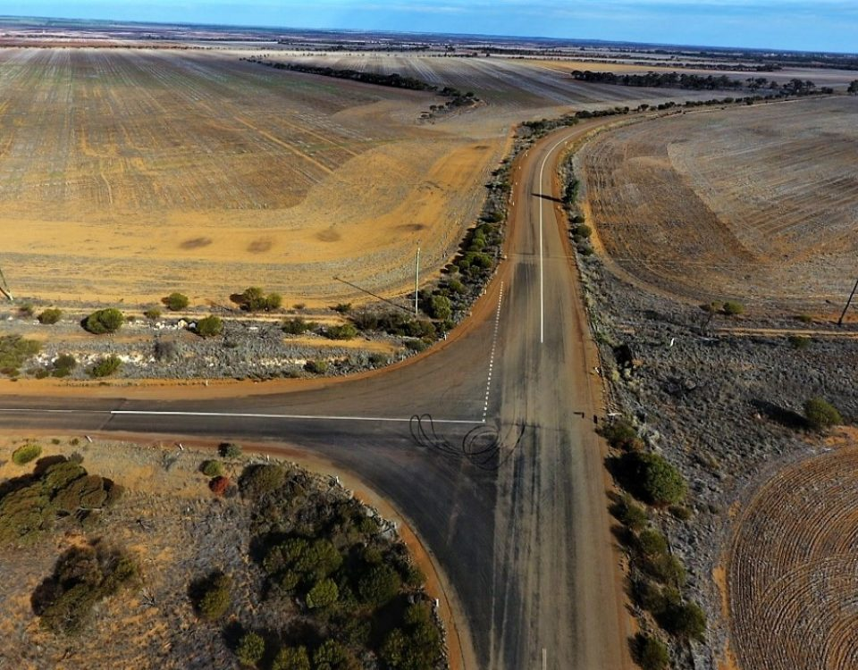 Road Upgrade in Morawa WA