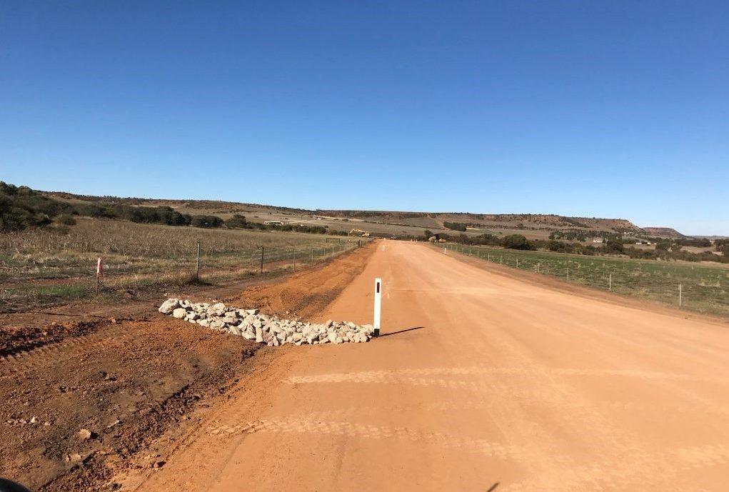 Rural Road Works
